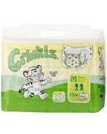Crinklz Adult Diaper Brief for Incontinence