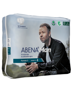 Abena Abri-Man Formula 2 Guards Adult Incontinence Male Guards & Shields