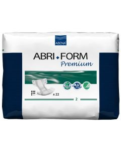 Abena Abri-Form 2 Premium Super Adult Diaper Brief for Incontinence