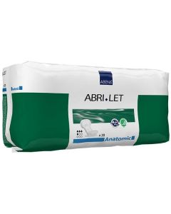 Abena Abri-Let Anatomic Adult Incontinence Booster Pad