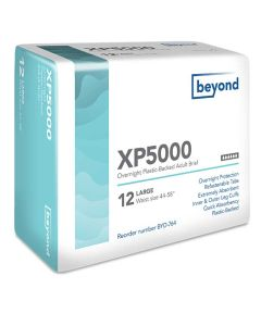 Beyond XP5000 - Plastic Backed Overnight Brief