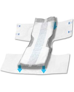 LiveAnew Booster 2XL Adult Incontinence Booster Pad