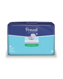 Prevail Pant Liner Extended Use Adult Incontinence Two-Piece Pad and Pant Systems - 28 Inch