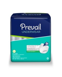 Prevail Super Plus/Maximum Adult Incontinence Pullup Diaper