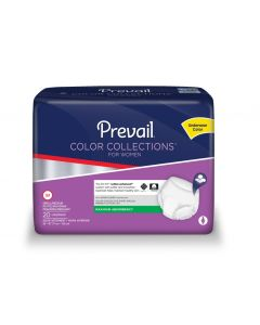 Prevail  - Color collections Adult Incontinence Pull-on Underwear