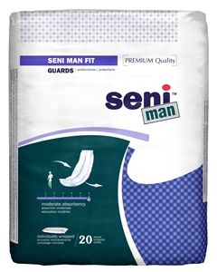 Seni Man Fit Guards - 15.7 Inch Pad