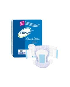 TENA Ultra Stretch Adult Diaper Brief for Incontinence