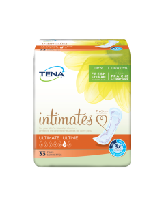 TENA Intimates Ultimate Adult Incontinence Bladder Control Pad - 16 Inch