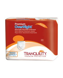 Tranquility Premium Overnight Adult Incontinence Pullup Diaper